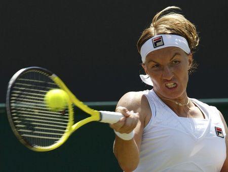 Svetlana Kuznetsova 1st R Win Wimbledon.10 r