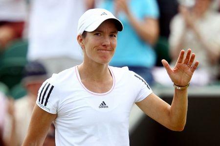 Justine Henin 2nd R Win Wimbledon.10 g