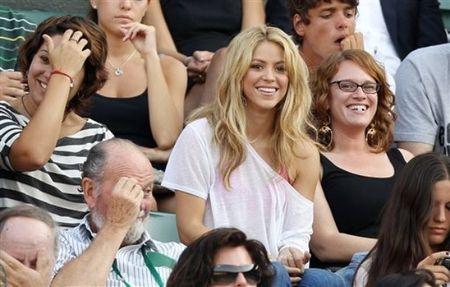 Shakira Wimbledon.10 ap