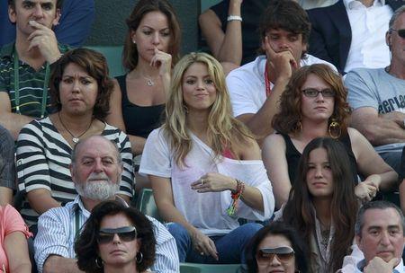 Shakira Wimbledon.10 2 r