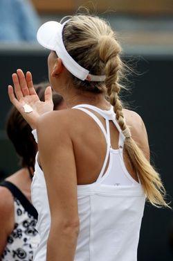 Anna Kournikova Wimbledon.10 4 g