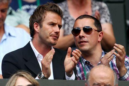 David Beckham Wimbledon.10 g