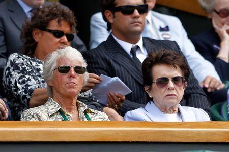 Billie Jean King Wimbledon.10 g