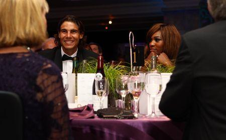 Rafael Nadal Serena Williams Wimbledon.10 Ball 4