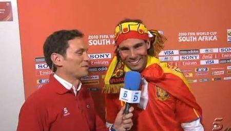 Rafael Nadal World Cup 2