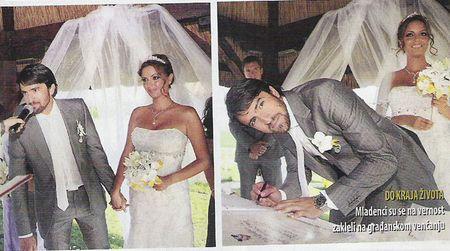 Janko Tipsarevic Wedding 4