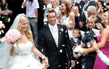 Radek Stepanek Nicole Vaidisova Married 2 g
