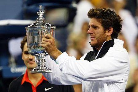 Juan Martin Del Potro Wins US Open.09
