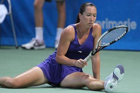 Jelena Jankovic 2nd R Loss Portoroz.10