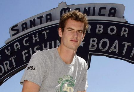 Andy Murray Santa Monica Pier LA.10 cindy lum