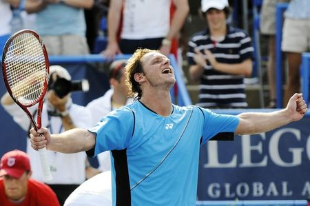 David Nalbandian Wins DC.10 r