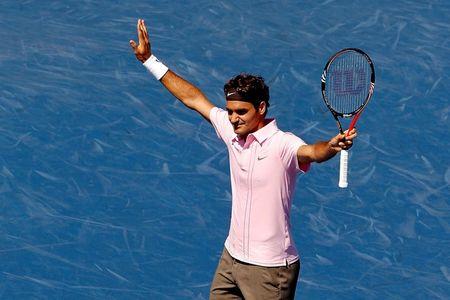 Roger Federer 3rd R Win Toronto.10 g