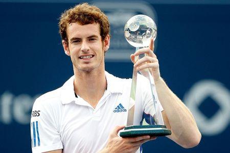 Andy Murray Wins Toronto.10 g