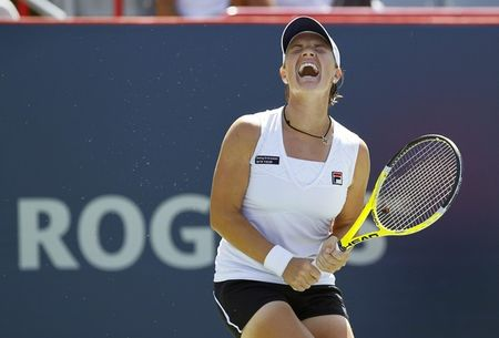 Svetlana Kuznetsova Qf Win Montreal.10 r