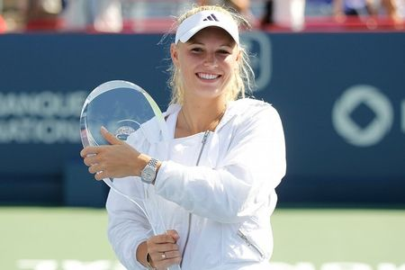 Caroline Wozniacki Wins Montreal.10 1 g