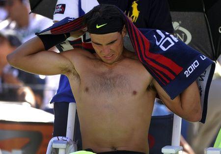 Rafael Nadal USO.10 3rd R Win 1 g