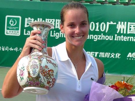 Jarmila Groth Wins China Open.10 g