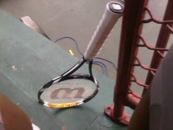 Serena Williams Racket tw