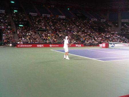 Rafael Nadal Tokyo.10 Practice 5000 Fans Fb