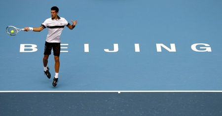 Novak Djokovic Beijing.10 Qf Win r
