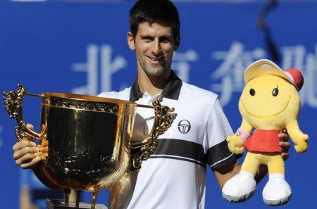 Novak Djokovic Beijing.10 Winnier g