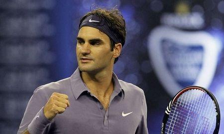Roger Federer Shanghai.10 Sf Win r