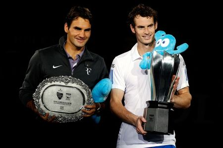 Andy Murray Roger Federer Shanghai.10 Final g