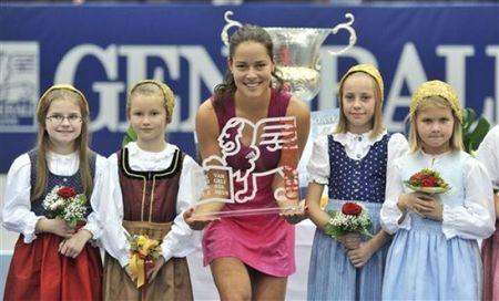 Ana Ivanovic Linz.10 Winner ap