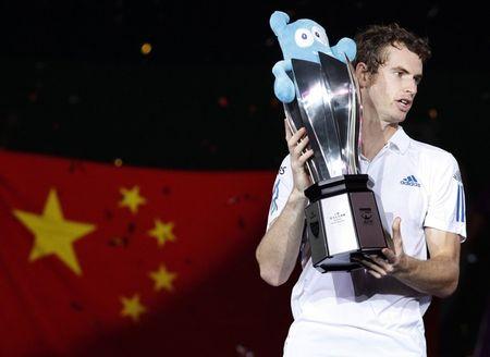 Andy Murray Shanghai.10 Winner r