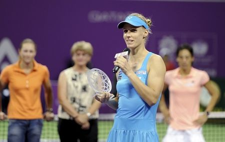 Elena Dementieva Doha.10 Retires from WTA 1 r