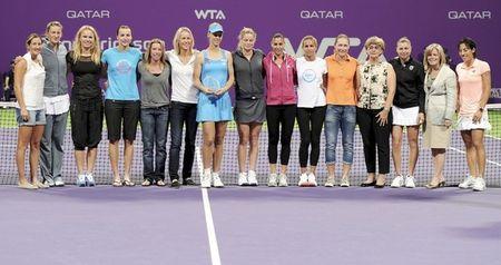 Elena Dementieva Doha.10 Retires from WTA 2 r
