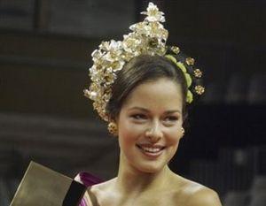 Ana Ivanovic Bali.10 Winner ap