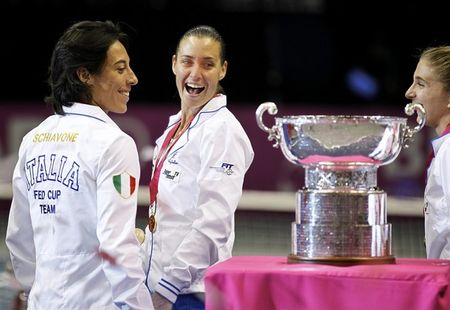 Fed Cup Italian Winners 2 r