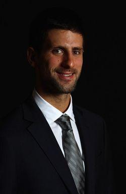 Novak Djokovic London 02.10 Portrait g