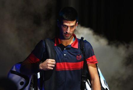 Novak Djokovic London O2.10 1st RR Win g
