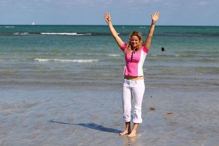 Kim Clijsters Miami Beach Miami.10 g