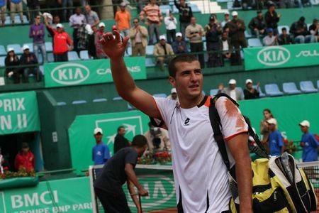 Reda El Amrani 2nd R Win Casablanca.10 atp fb