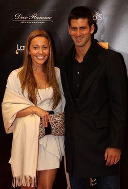 Novak Djokovic Monte Carlo.10 Players Party fb