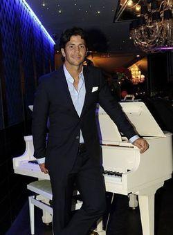 Fernando Verdasco Monte Carlo.10 Players Party fb