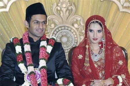 Sania Mirza Wedding 1
