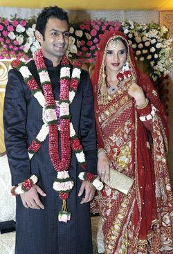 Sania Mirza Wedding 4