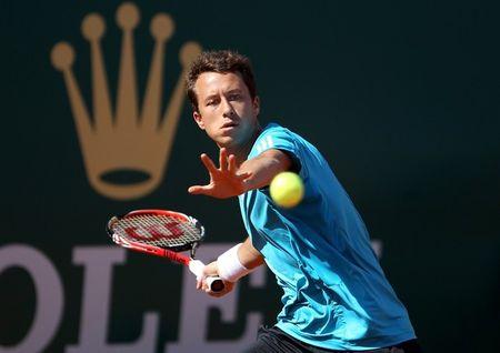 Philipp Kohlschreiber 2nd R Win Monte Carlo.10 g