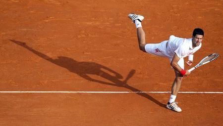 Novak Djokovic 3rd R Win Monte Carlo.10 g