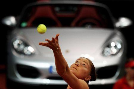Dinara Safina 2nd R Win Stuttgart.10 g