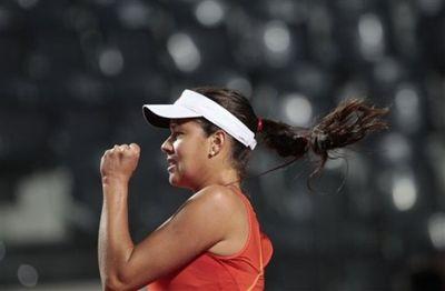 Ana Ivanovic 2nd R Win Rome.10 ap