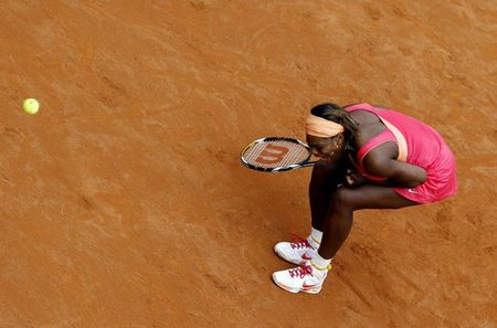 Serena Williams 3rd Win Rome.10 r