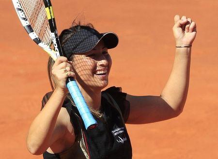 Aravane Rezai Wins Madrid.10 r