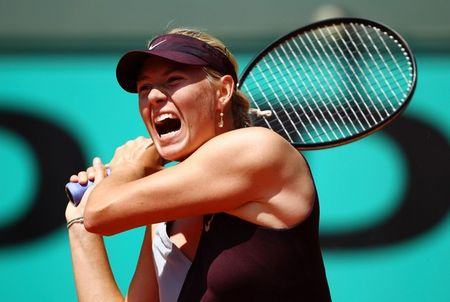 Maria Sharapova 2nd R Win RG.10 g