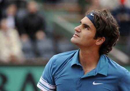 Roger Federer 4th R Win RG.10 g