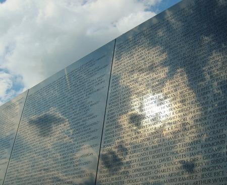 11 Vietnam War Monument 1